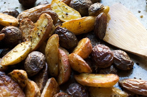 Spoonwithme|Roasted Fingerling Potatoes (10)