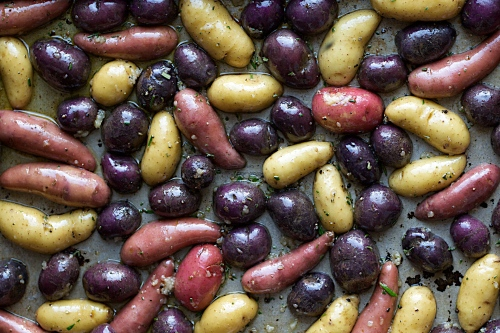 Spoonwithme|Roasted Fingerling Potatoes (6)