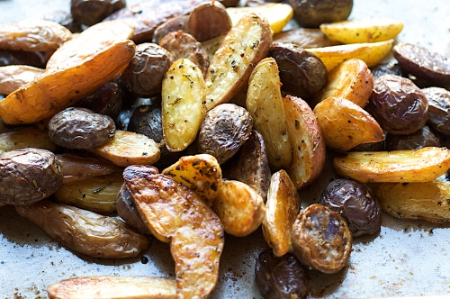 Spoonwithme|Roasted Fingerling Potatoes (7)