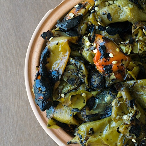 Vegetarian Hatch Green Chile|Spoonwithme-com