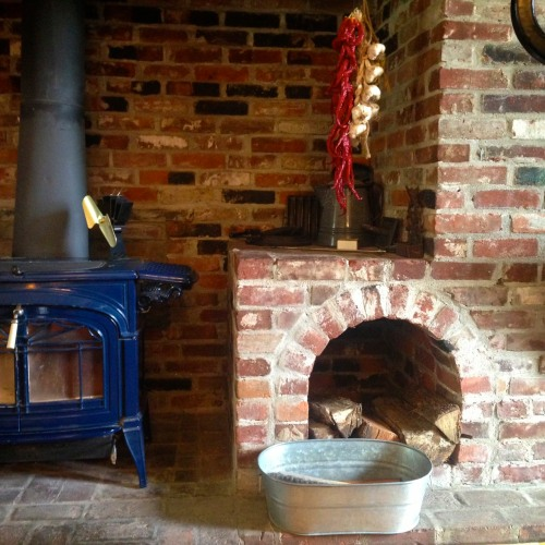 Feller House Hearth