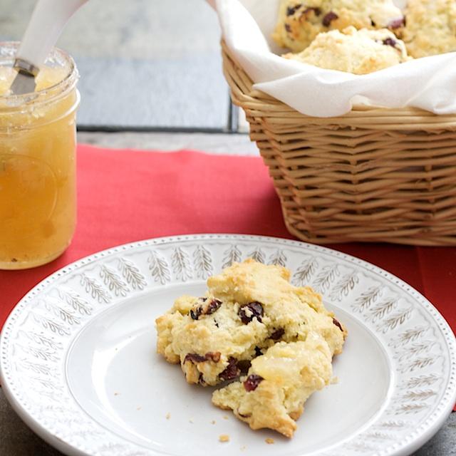 how to make pumpkin scones with plain flour