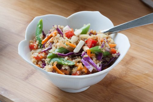 Asian Quinoa Salad | Spoonwithme.com-16