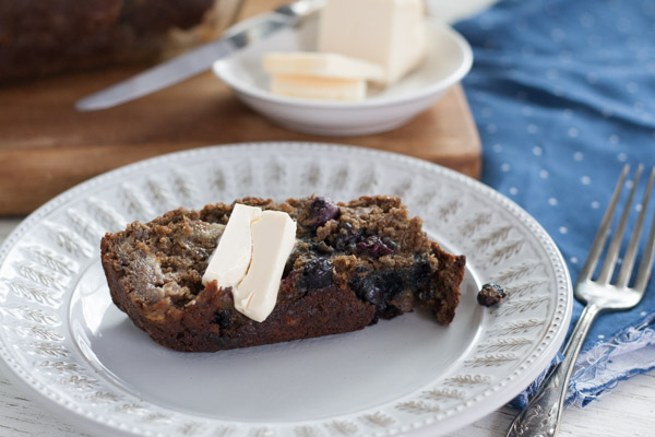 Blueberry Buckwheat Banana Bread at Spoonwithme.com-13