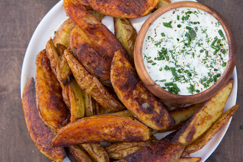 BBQ Roasted Potato Wedges @ Spoonwithme.com (1 of 1)-11